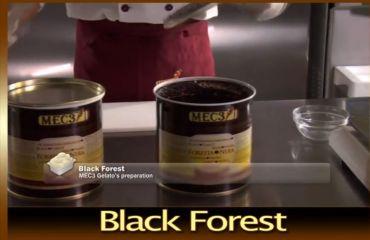 Джелато «Черный лес»